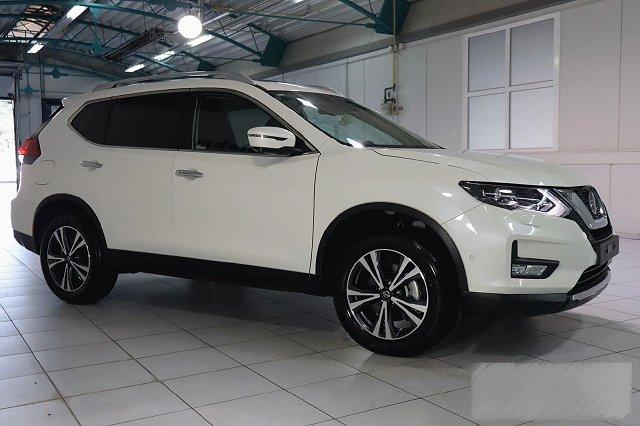 Nissan X-Trail - 1,7 DCI AUTO. N-CONNECTA 7-SITZER SAFETY PANORAMA