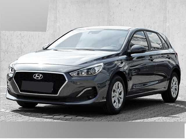 Hyundai i30 - 1.4 Soko Navi Sitzheizung Rückfahrkamera