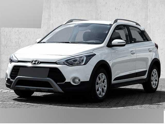 Hyundai i20 - blue 1.4 Active Select Funktions-Paket Klima