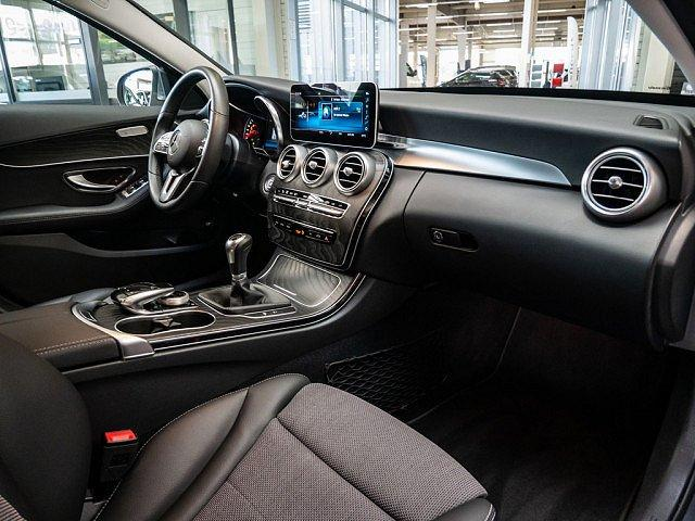 Mercedes-Benz C-Klasse - C 200 d T Avantgarde AHK LED+ Navi Kamera SHZ BT
