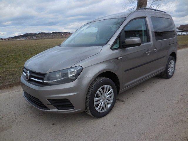 Volkswagen Caddy Maxi - 2.0TDi Trendline DSG ACC Navi Sitzh.