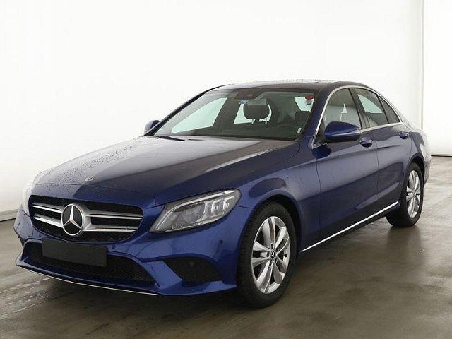 Mercedes-Benz C-Klasse - C 220 d Avantgarde LED Navi SHD Kamera Spurh.-As