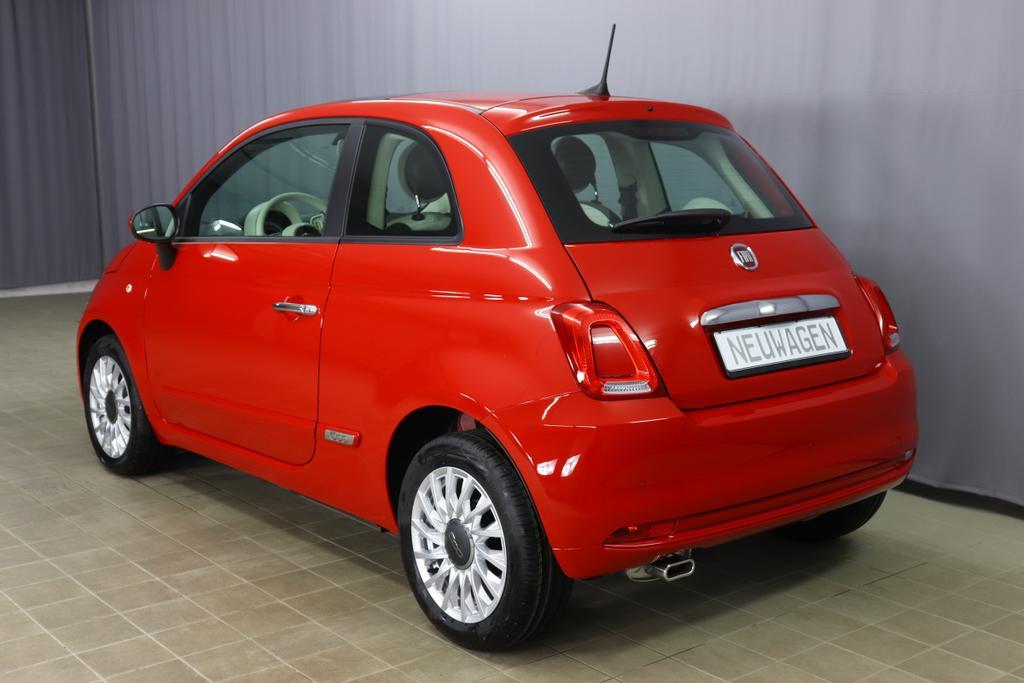 Fiat 500 1,2 8V S&S  Dualogic Lounge 51kW 69 PSRe da / bez. 21.9.