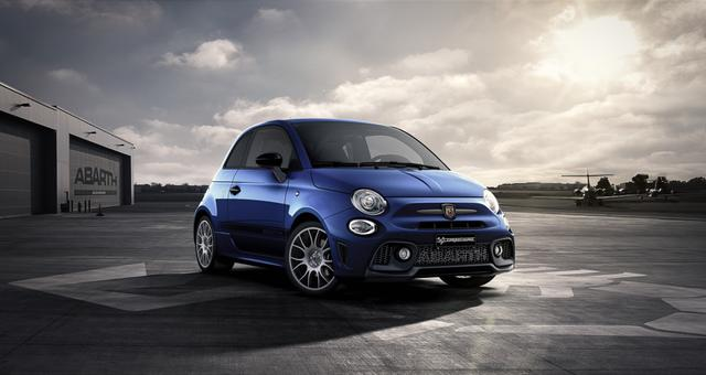 Abarth 595 Competizione - Sie sparen 5.010,00 € 1,4 T-Jet Bi-Xenon, Navigationssystem, Beats® Audio Soundsystem, MJ 2020, Apple CarPlay, 17