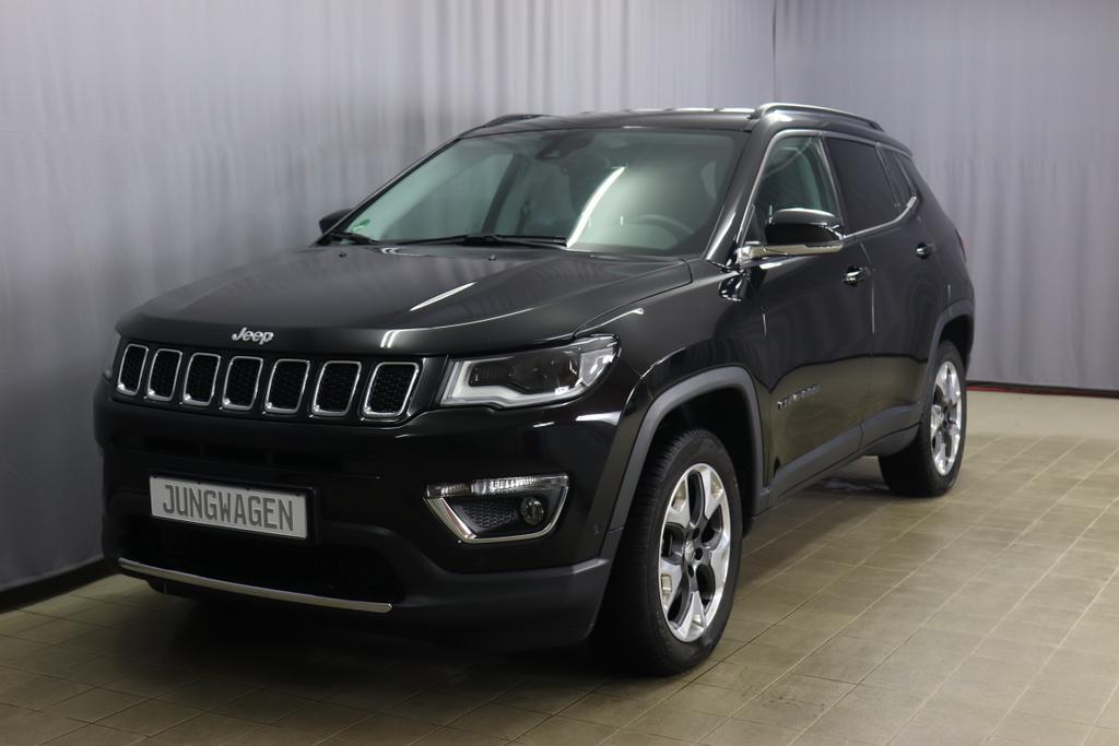 Jeep Compass Multi Air Limited Active Drive Automatik Benzin 170PS Schwarz