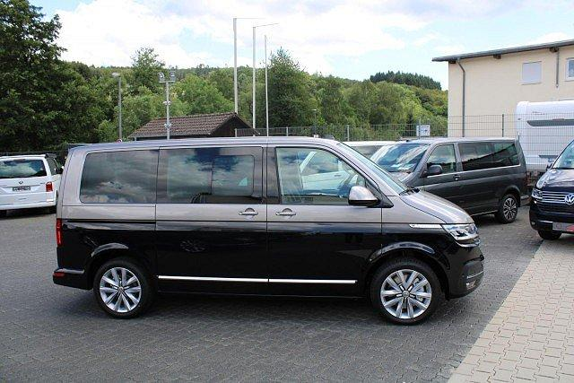 Volkswagen T6 Multivan - T6.1 Highline 4Mot. DSG Voll! sofort