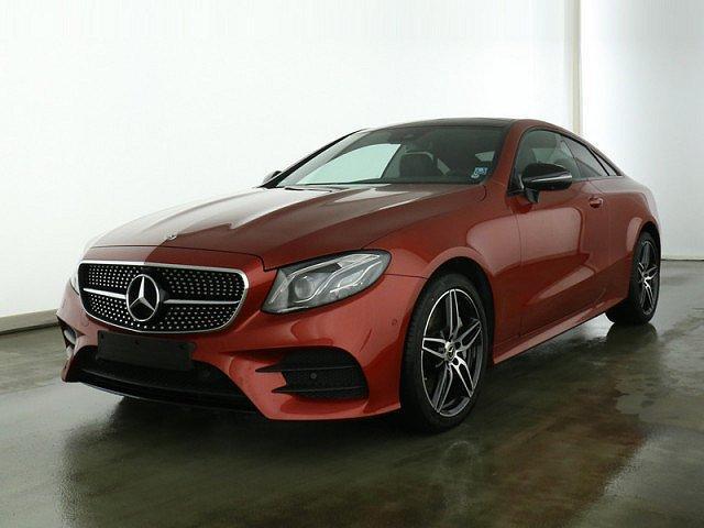 Mercedes-Benz E-Klasse - E 400 d 4M Coupé AMG Sport Wide Pano LED Na