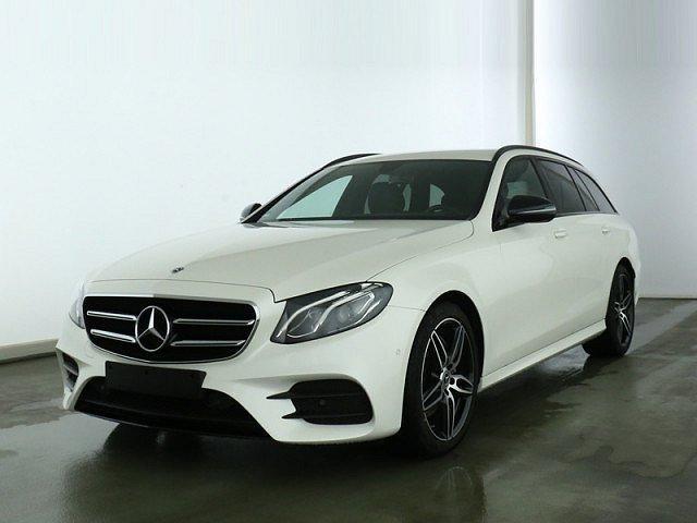 Mercedes-Benz E-Klasse - E 200 T AMG Sport Night LED Navi Kamera Totw.-As
