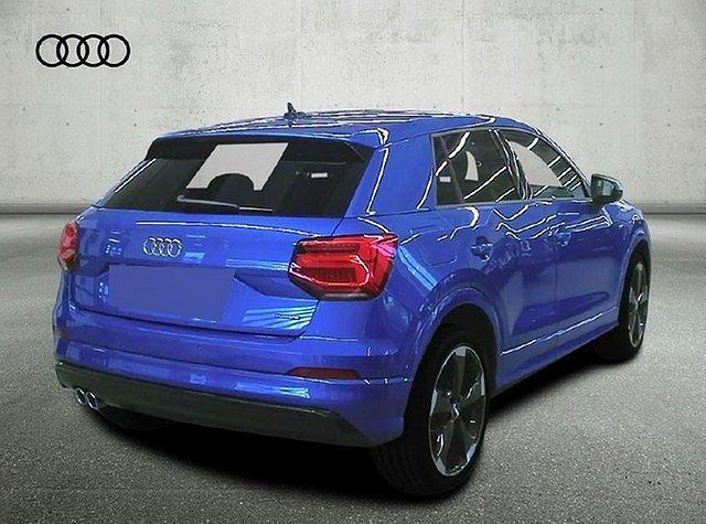 Audi Q2 35 TDI Quattro S-tronic S-Line