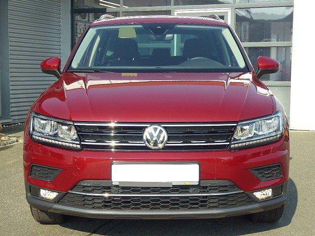 Volkswagen Tiguan - Highline 4Motion TDI DSG +18 ZOLL+PARKLEN