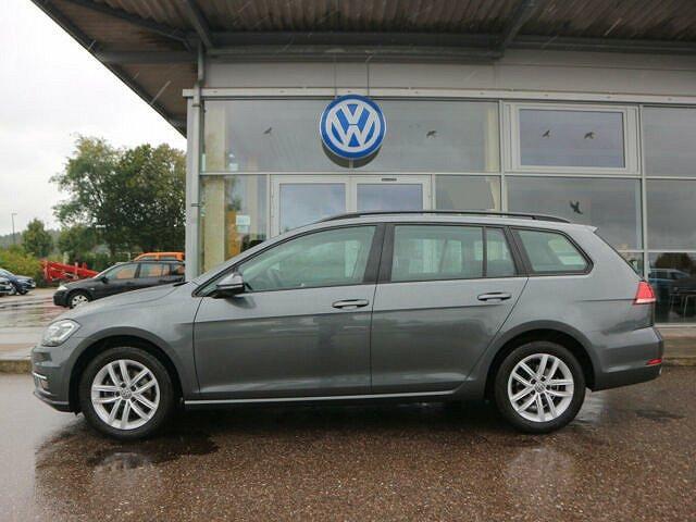 Volkswagen Golf Variant - VII 1.6 TDI DSG COMFORTLINE AHK+NAV