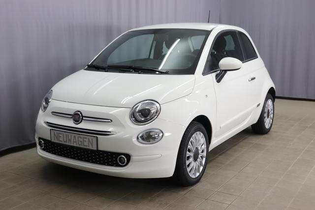 Fiat 500 Hybrid - Lounge Sie sparen 6.359 Euro 1,0 GSE MJ 2020 , Uconnect Radio DAB, Apple CarPlay, 15
