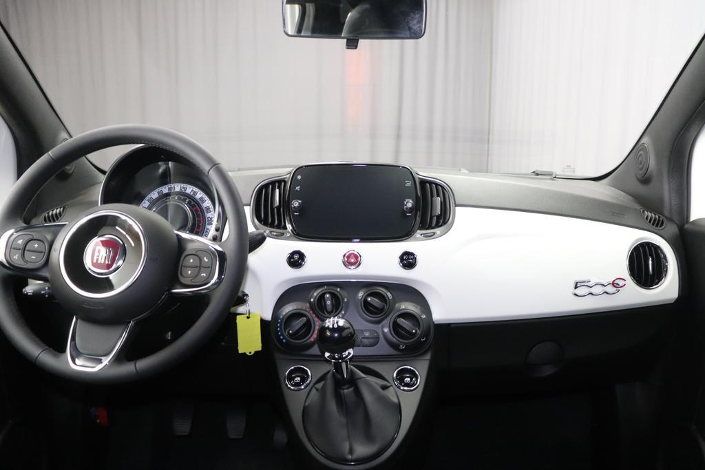 Fiat 500c Lounge Uvp 21 030 00 Euro 1 0 Gse Hybrid 70ps Serie8 Verdeck Rot City Paket Parksensoren Hinten Licht Und Regensensor Klimaautomatik Nebelscheinwerfer Notrad Seitenschutzleisten Lackiert Mit Emblem 500 Uvm Gunstiger Kaufen