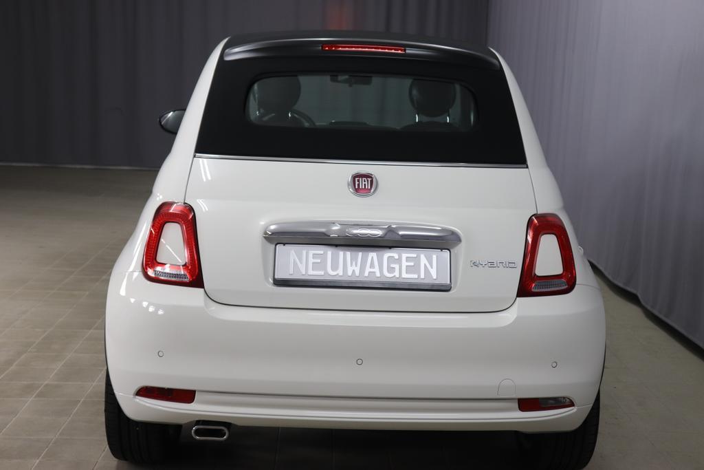 Fiat 500c Lounge Uvp 21 030 00 Euro 1 0 Gse Hybrid 70ps Serie8 Verdeck Rot City Paket Parksensoren Hinten Licht Und Regensensor Klimaautomatik Nebelscheinwerfer Notrad Seitenschutzleisten Lackiert Mit Emblem 500 Uvm Gunstig Kaufen