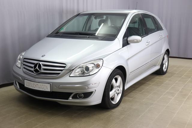 Gebrauchtfahrzeug Mercedes-Benz B-Klasse - B 200 CDI 140PS, Klimaautomatik, Lederlenkrad mit Multifunktionen, Lichtsensor, Radio/CD, PDC, Isofix, Tempomat, Nebelscheinwerfer, 16 Zoll Leichtmetallfelgen, uvm.