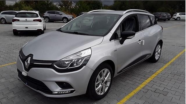 Renault Clio Grandtour - IV Limited 0.9 TCE 90PS Navi/Kli...