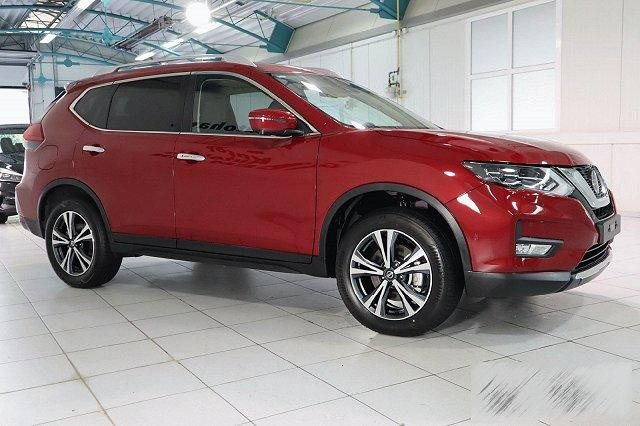 Nissan X-Trail - 1,7 DCI 4X4 AUTO. N-CONNECTA 7-SITZER SAFETY PANORAMA