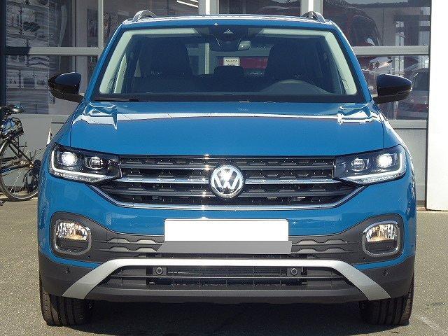 Volkswagen T-Cross - Style TSI DSG +18 ZOLL+AHK+ACC+LED+APP C