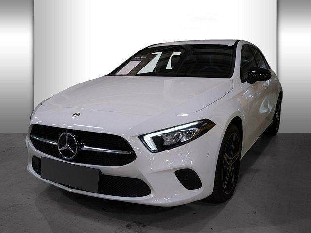 Mercedes-Benz A-Klasse - A 220 Progressive Night AHK LED+ Navi+ Spur Kam.