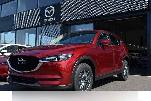 Mazda CX-5 - SKYACTIV-G 165FWD 6GS EXCLUSIVE-Line