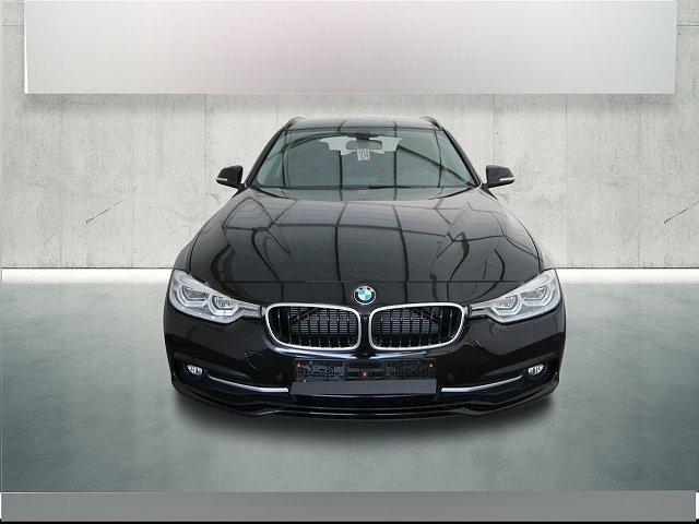 BMW 3er - 318dA Touring SportLine NAVI*FULL-LED*DAB