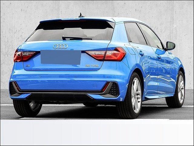 Audi A1 Sportback 25 TFSI S line (Apple CarPlay*Android Auto*Teilleder)