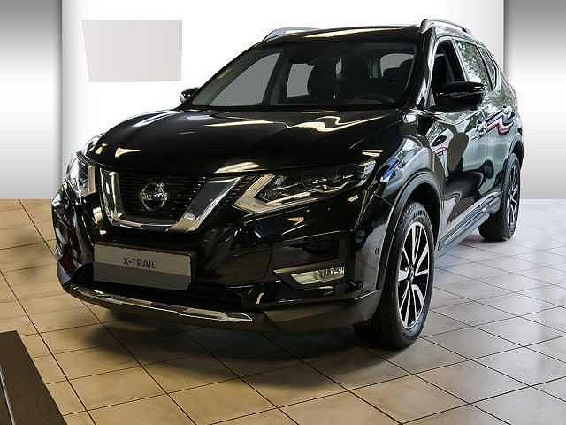 Nissan X-Trail - 1.7 dCi 150 PS 6MT 4x4 TEKNA 7 Sitze PGD