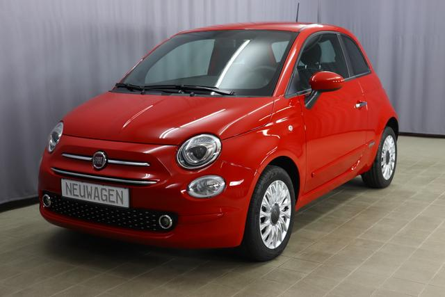 Fiat 500 - Lounge Sie sparen 6.359 Euro 1,0 GSE Hybrid MJ 2020 , Uconnect Radio DAB, Apple CarPlay, 15