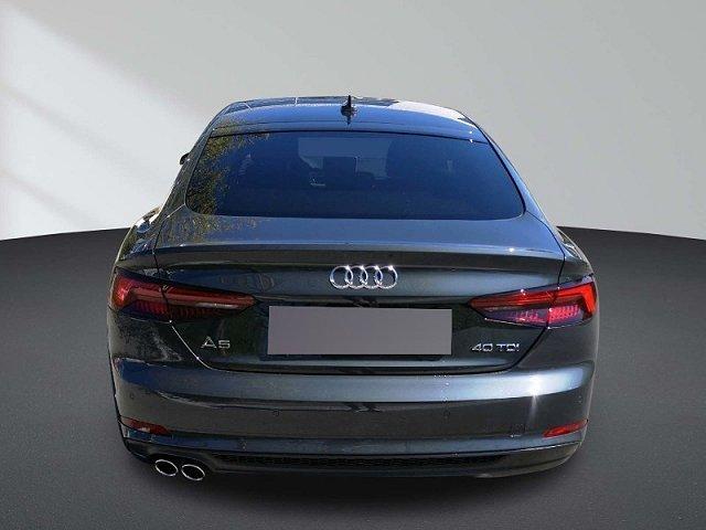 Audi A5 Sportback sport 40 TDI S tronic LED/S line/Virtual