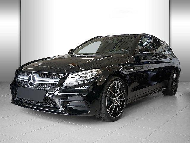 Mercedes-Benz C-Klasse AMG - C 43 T 4M Night Comand 360° Burmester Widesc