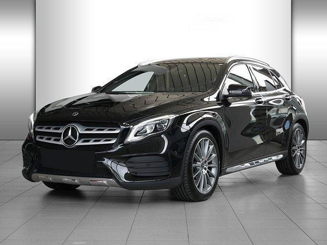 Mercedes-Benz GLA - 250 4M AMG Line LED Navi Pano Kamera Totw.