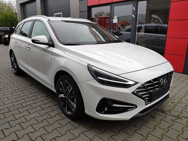Hyundai i30 Kombi - 159 PS*Keyless*Teilleder*LED*Uvm!