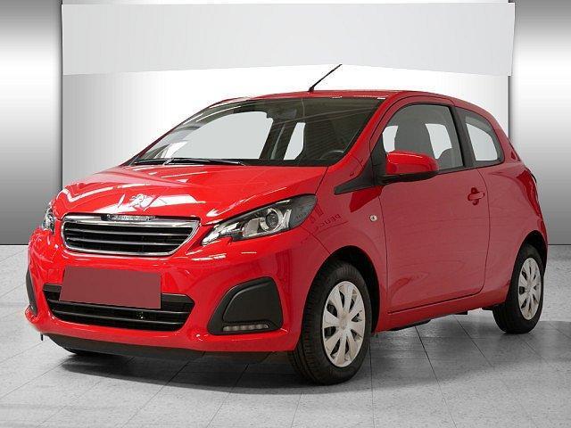 Peugeot 108 - VTI 72 SS Active DAB Klima Bluetooth el.Fen