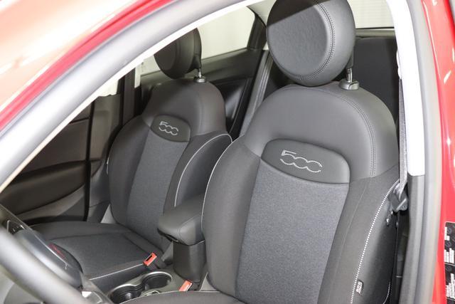 Fiat 500X 1.0 T3 SGE Urban 88 kW895 Passione Red