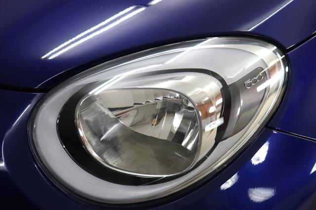 Fiat 500X 1.0 T3 SGE Cross Firefly 88 kW 120PS888 Venezia Blau
