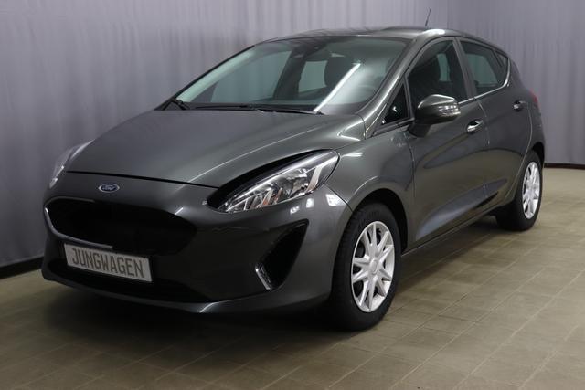 Ford Fiesta - Trend Schaden vorne 1.1 71PS, Klimaanlage, Multifunktionslenkrad mit Sprachsteuerung, Bluetooth, USB-Anschluss, Spurhalteassistent, Lichtsensor, 15 Zoll Stahlfelgen, uvm.