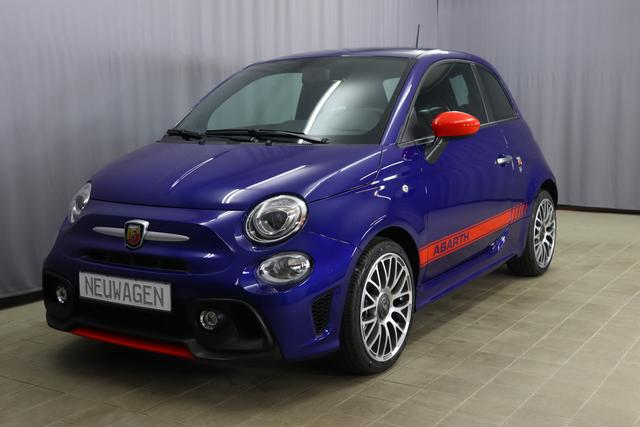 Abarth 595 - Sie sparen 4.440 € 1,4 T-Jet Navigationssystem, DAB, MJ 2020, Apple CarPlay, 17