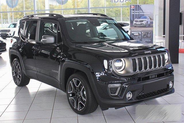 Jeep Renegade - 1,3 T-GDI 2WD LIMITED NAVI, 19-ZOLL DDCT MJ 2020