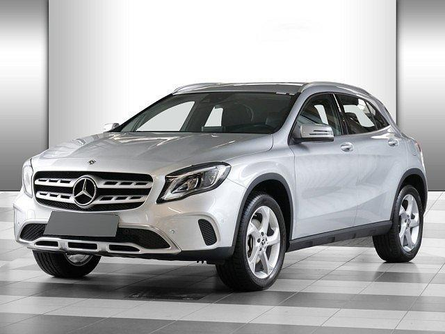Mercedes-Benz GLA - 220 4M FSE USB KLIMA SHZ PTS NAVIGATION LED