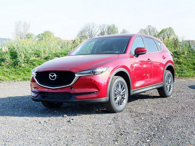 Mazda CX-5 - 2.2 150 PS SCR Exclusive-Line Navi ACC