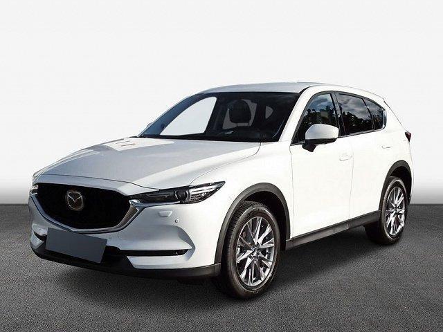 Mazda CX-5 - SKYACTIV-G 194 Aut. Sports-Line Head-up ACC