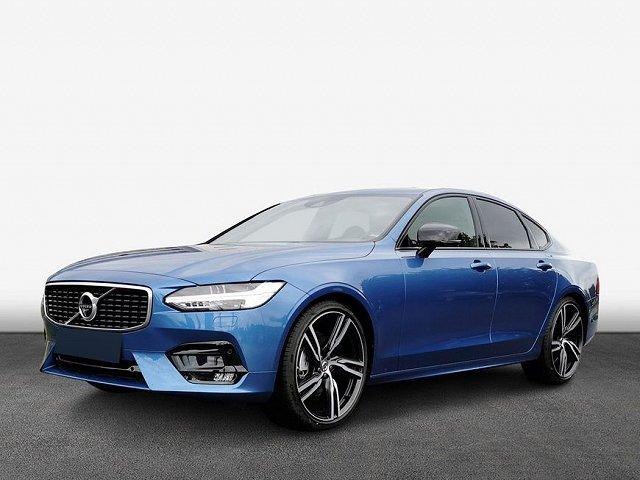 Volvo S90 - D5 AWD Geartronic R Design BW Standheizug.