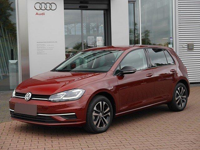 Volkswagen Golf - VII 2.0 TDI DSG IQ.Drive LED ACC Rear View