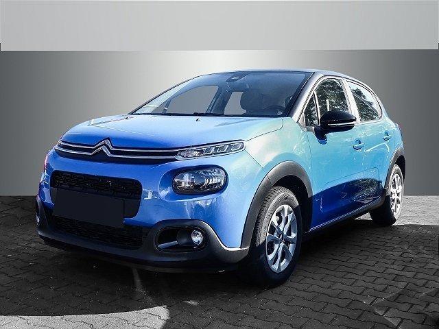 Citroën C3 - Feel 1.2 PureTech 82 +Sitzhzg+MirrorLink+BT+