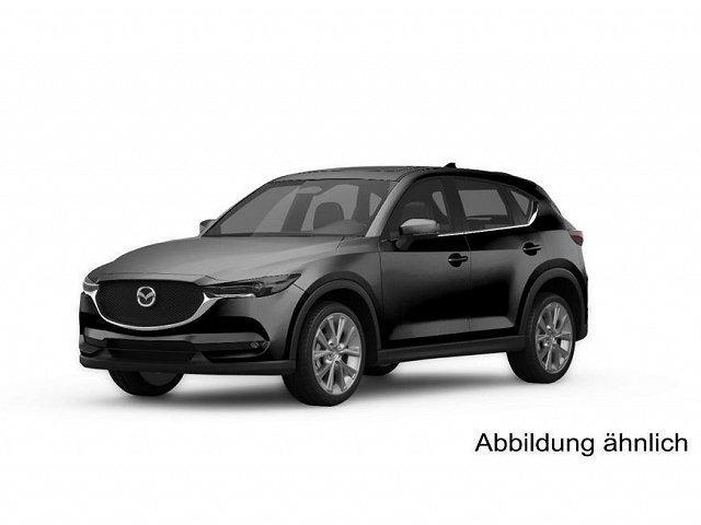 Mazda CX-5 - SKYACTIV-G 194 Aut. AWD Sports-Line 143 kW, 5-türig