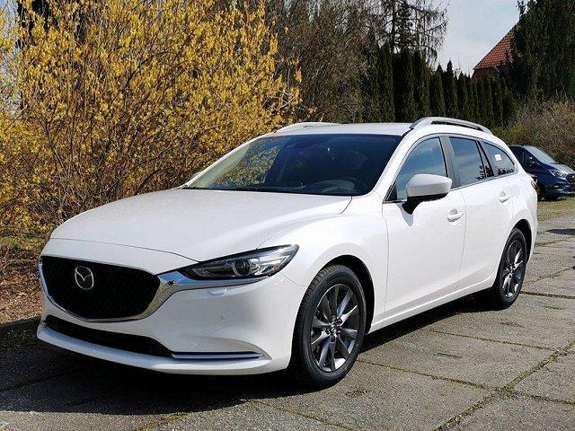 Mazda Mazda6 Kombi - 6 165 PS Exclusive-Line Navi i-Active-Paket