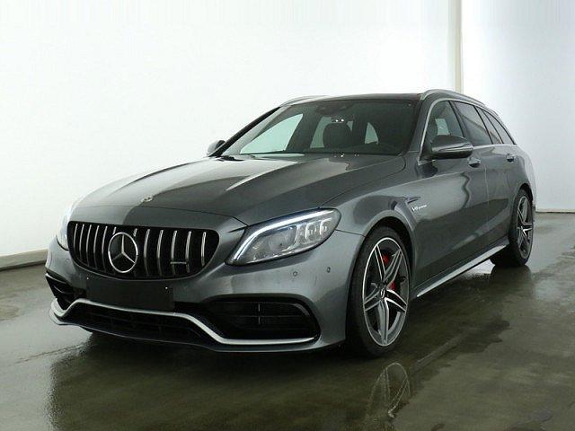 Mercedes-Benz C-Klasse AMG - C 63 S T Performance Abgas Vmax Burm Pano Ab