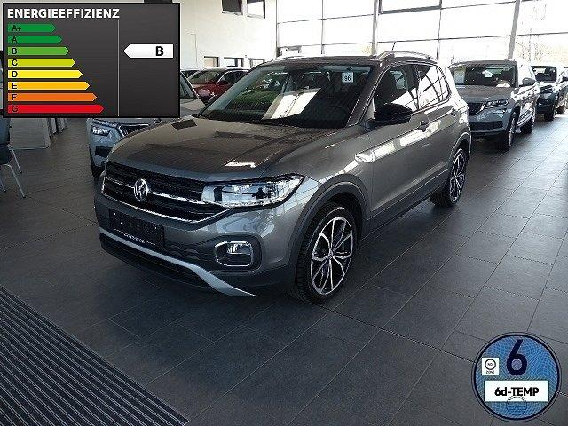 Volkswagen T-Cross - 1.0TSI Style LED Sitz. PDC v+h Navifunktion über App Conect Lane Assist 18
