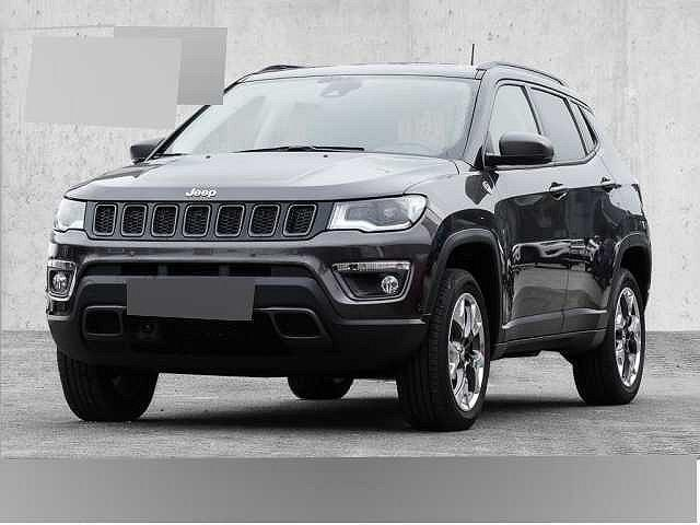 Jeep Compass - 2.0 MultiJet Active Drive Automatik Trailhawk
