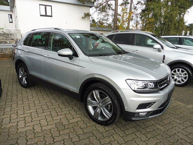 Volkswagen Tiguan - *HIGHLINE*2.0 TDI*DSG/ACT INF/LED/19/AHK